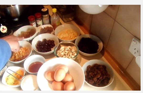 Wedding Cake Sri Lankan Recipe Cakes Lanka Recipes Tips