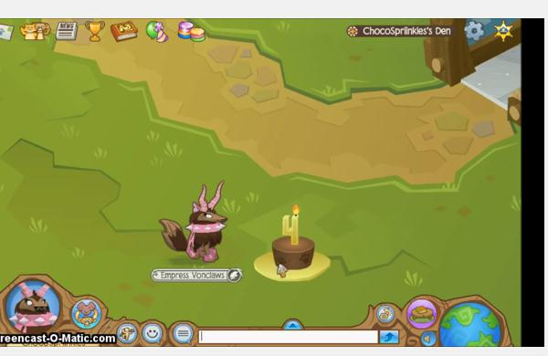Animal Jam 4th Birthday Cake Secret Order ChocoSpriinkles how to