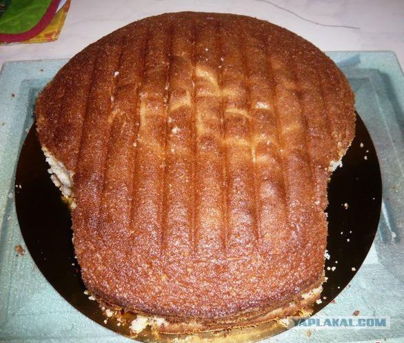 Торт жопа фото