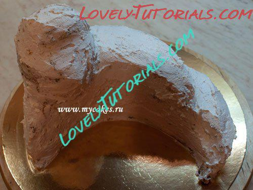 Торт лебединий пух фото 10