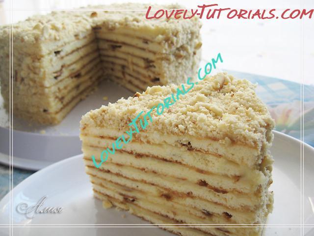 Торт на сковородке с фото