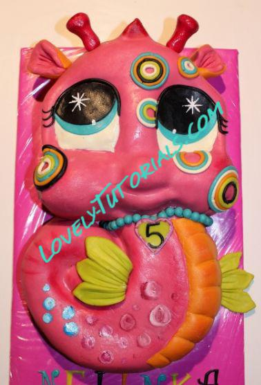Seahorse Cake   Cakes   Pinterest   Seahorses, Cake and Birthdays