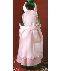 photo How to make fondant apron