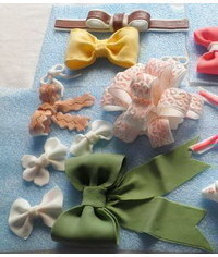 photo  How to make a beautiful bow