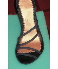 photo  how to make a gumpaste stiletto