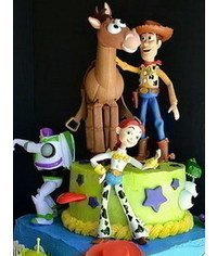 photo Toy Story characters figure making tutorials