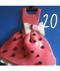 фото How to make cakes with appliques