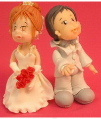 photo  Wedding Cake Toppers