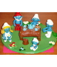 photo The Smurfs