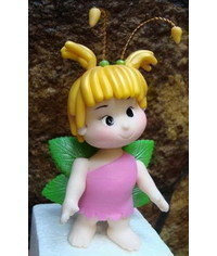photo  Sculpting Fondant Fairies figurines