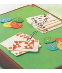 Cake Boss Poker Table Cake