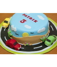 photo fondant car how to