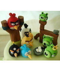 photo  Angry Birds making tutorials
