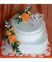 photo  How to decorate cake borders