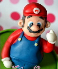 photo  Super Mario character making tutorial