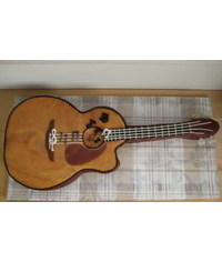 photo  Carved classical guitar cake tutorial