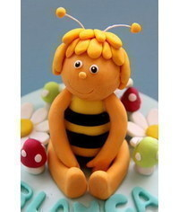 photo Maya the Bee tutorial