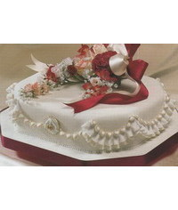 photo   Hos to decorate cake borders with ruffles