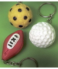 photo Football,regby,golf balls making tutorials