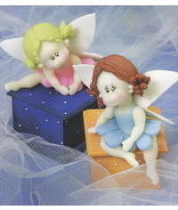 photo Fairies figurines step by step