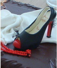 photo  Louboutin Shoe Tutorial