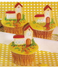 photo  Church Cupcakes Tutorial