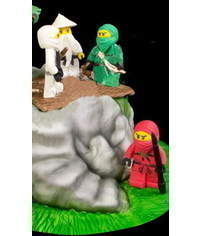 photo Lego ninjago figurine tutorial