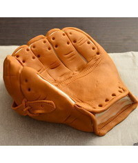 photo Baseball  glove cake topper how to