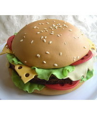 photo 3D Hamburger tutorial