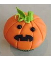 photo  Pumpkin cupcake tutorial