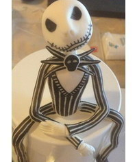 photo  Jack Skellington Tutorial