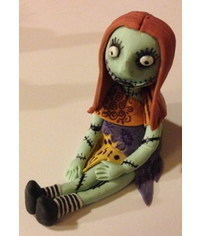 photo Sally ( Nightmare before Christmas ) step by step