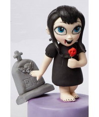 photo  vampire figurine step by step