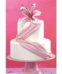 photo  Lilly And Drapes Wedding Cake tutorial