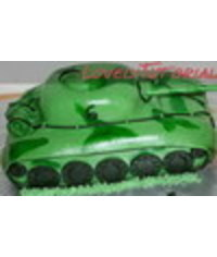 photo 3D carved tank how to