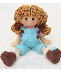 photo  Cute and Easy Doll Figurine Tutorial