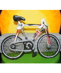 photo how to make gumpaste bicycle
