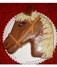 3D carved horse cake tutorial how to make cake tutorials