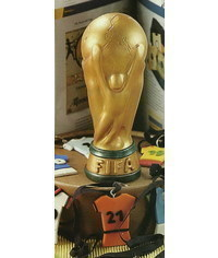 photo  FIFA World Cup cake topper tutorial