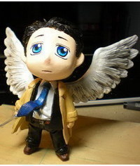 photo Castiel character tutorial