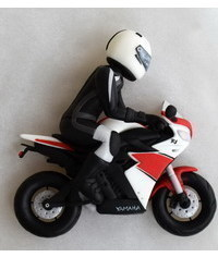 photo  how to make fondant gumpaste motorcycle