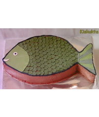 photo  Carved fish cake tutorial