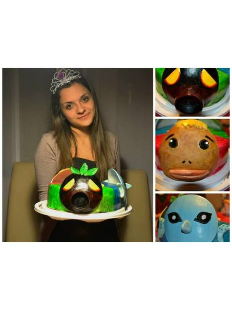Sisters favorite game Zelda-Ocarina of time.