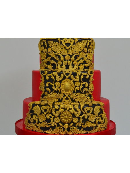 Wedding cake (cake for wedding)