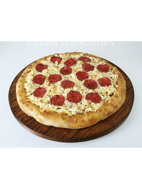 My first Pizza Cake! - I hope you like it :)