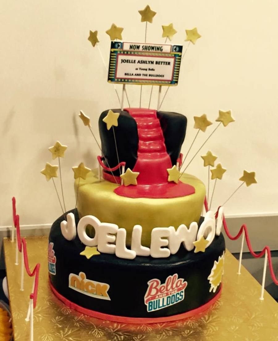 Red Carpet Premiere Cake For J How To Make