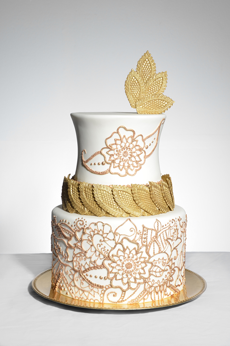 Cake Central Magazine Henna How To Make