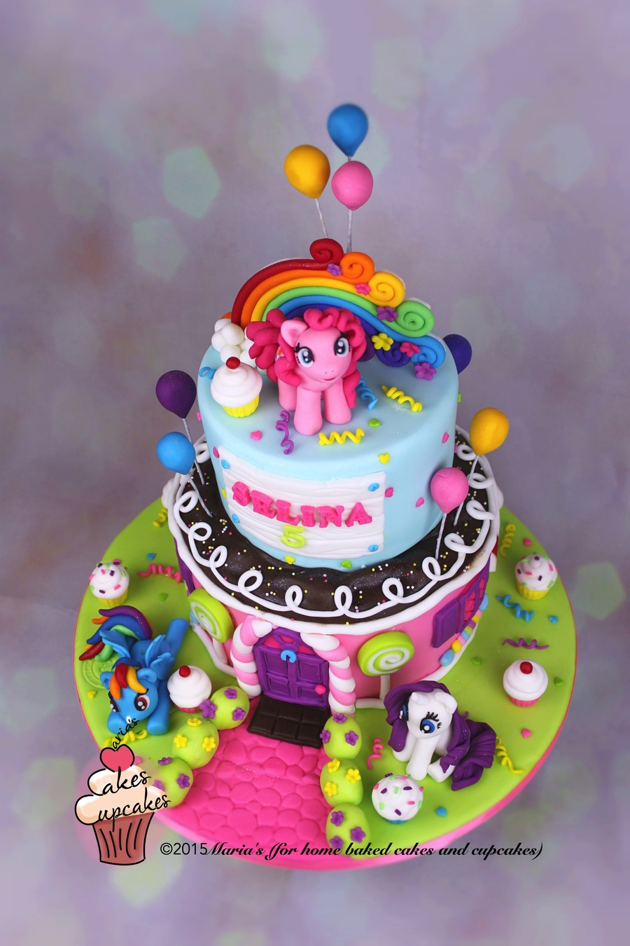 Photo Gallery A Cake To Order In Usa Candy Bouquets Fourchette Usa