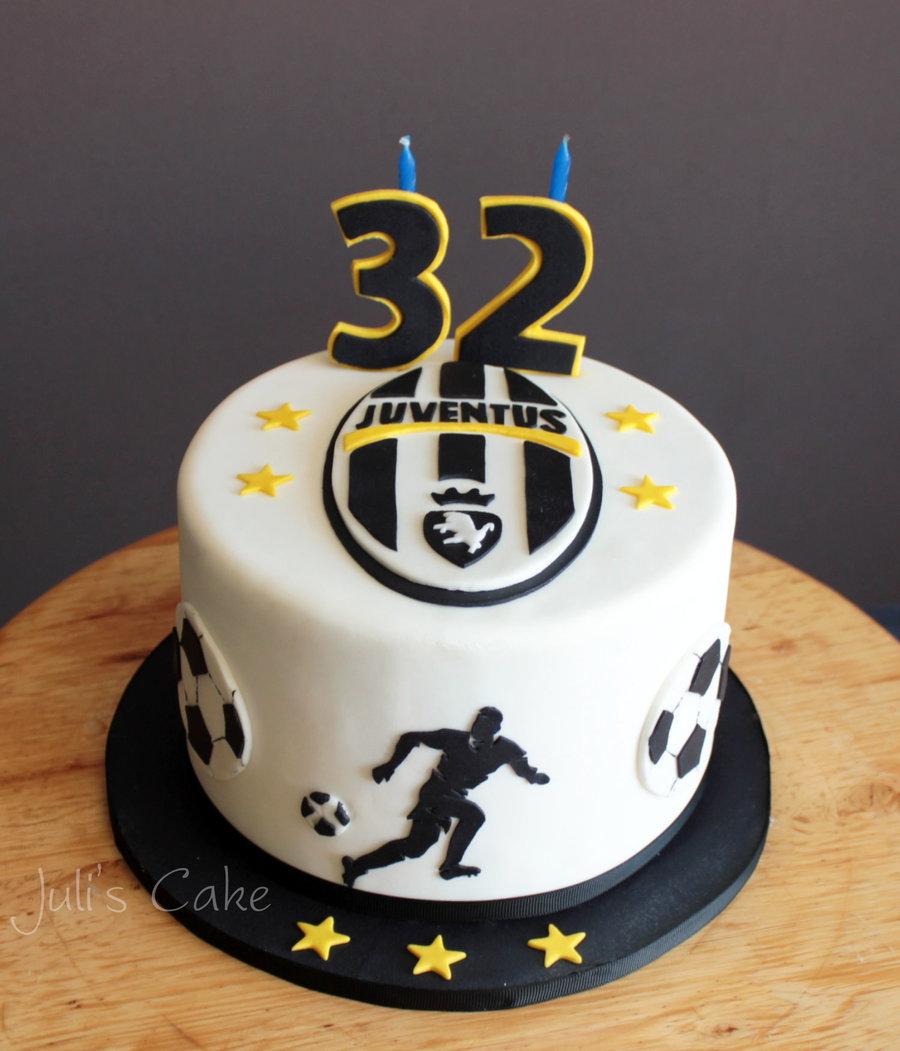 Juventus Cake How To Make