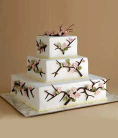 cake order  Wedding cake (cake for wedding)
